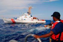 Autoridades rescataron a dos personas que se encontraban varadas camino a las Bahamas