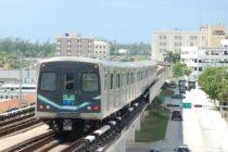Se descarrilló tren del metrorail que salió de la estación del MIA