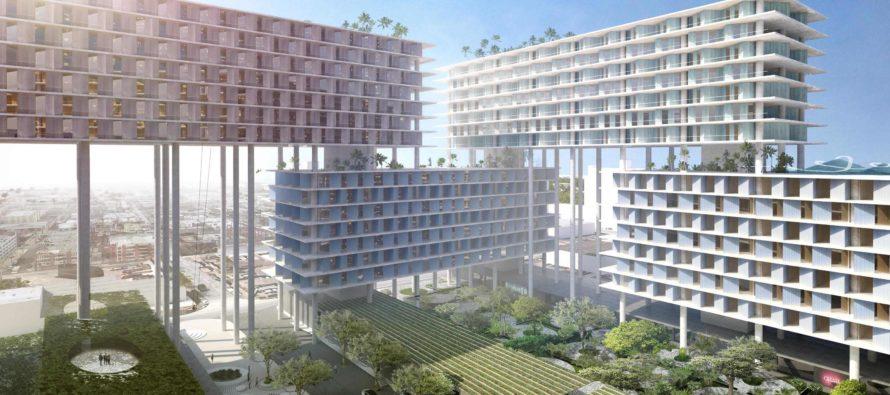 Miami Produce Center, la ciudad se renueva y mejora