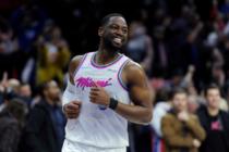 Miami Heats confiado en retener a Dwayne Wade