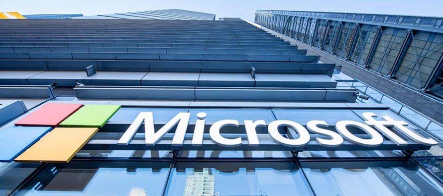 Microsoft excede expectativas de sus ganancias gracias a su negocio en la nube
