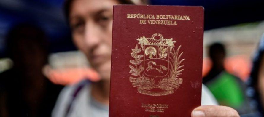 Embajada de Venezuela ante EE UU emitirá información sobre situación de pasaportes de ciudadanos venezolanos