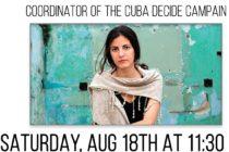 """""""Cuba Decide"""" convoca a encuentro en Orlando"""