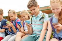 Aplicación que regula el tiempo de uso del celular por parte de los niños