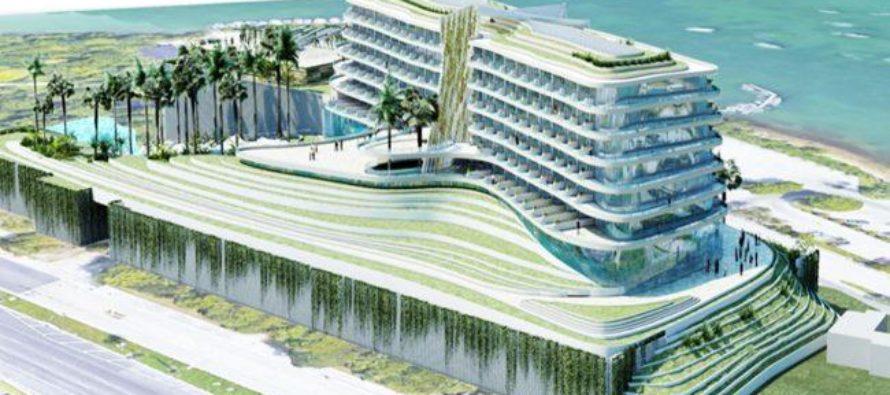 Construcción del hotel en Jungle Island en manos de los electores