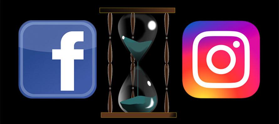 Nueva herramienta mide tiempo de permanencia en Facebook e Instagram