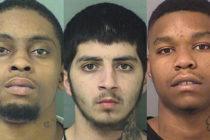 A la cárcel tres atracadores que cometieron homicidio involuntario