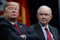 ¿Por qué Trump no despide al criticado fiscal general Jeff Sessions?