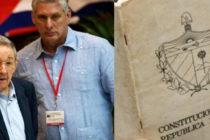 Cuba: ¿Cambios en la constitución?