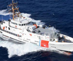 Guardacostas interceptó un nuevo grupo de balseros cubanos