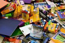 Fin de semana sin impuestos para compra de útiles escolares en Florida