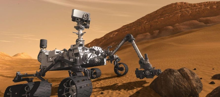 Vea las imágenes en 360° de Marte que difundió la NASA