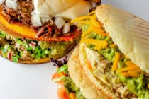 Areppas: Comida saludable para mentes saludables