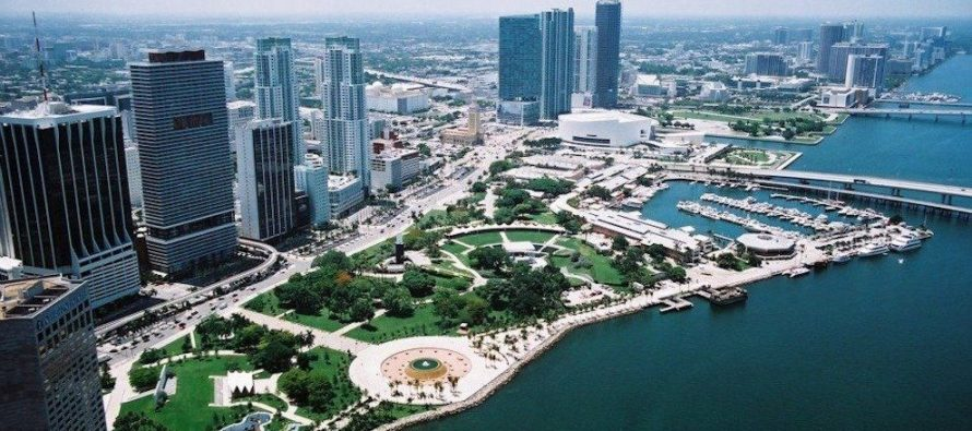 Image result for bayfront park miami""