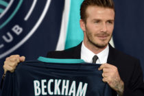 Beckham juntaría en el Inter Miami a Messi y Cristiano