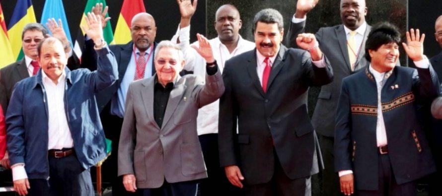 Instan a ala Comunidad Europea a tomar acciones similares a las de EEUU contra el régimen de Maduro