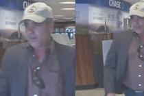Hombre que robó Chase Bank en Miami-Dade es buscado por FBI