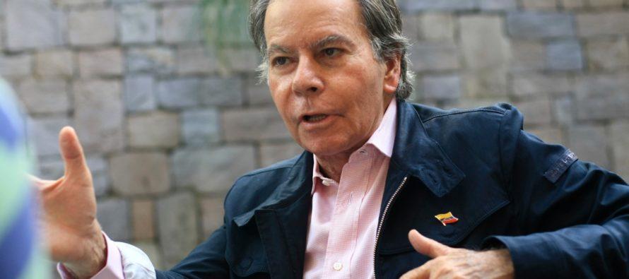 Diego Arria se pronunció sobre la reunión del Consejo de Seguridad en encuentro con la diáspora venezolana