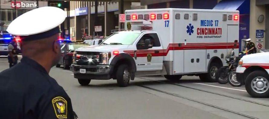Tiroteo en un banco de Cincinnati dejó al menos 4 muertos