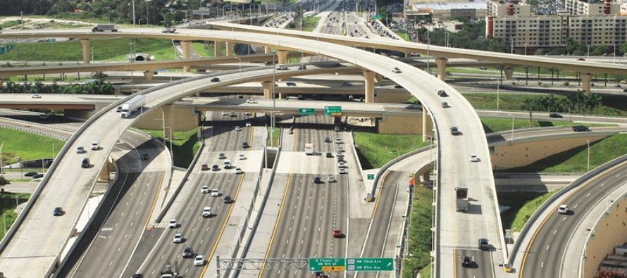 Aprueban la extensión de la Dolphin Expressway por los Everglades