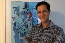 El artista venezolano Eduving Porras lleva su nuevo estilo a Nueva York