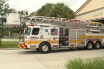No podrá creer lo que dejaron en esta estación de bomberos de Florida