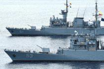 Operación militar «Unitas»  continúa en Cartagena, sin Venezuela