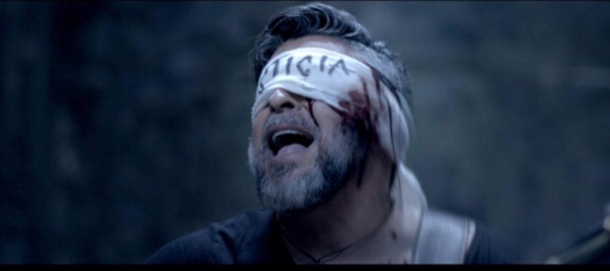 Luis Enrique estrena el video «Mordaza» dedicado a la situación de Nicaragua