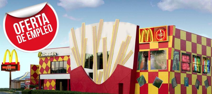 Franquicias de McDonald's ofrecen 3 mil empleos en Florida