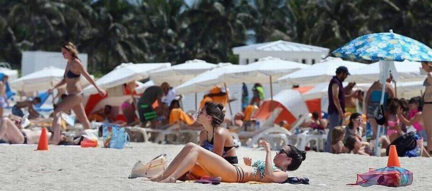 Si vas a Miami Beach ¡Cuida tus pertenencias!