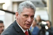 Presidente Miguel Díaz-Canel apoya el matrimonio homosexual en Cuba
