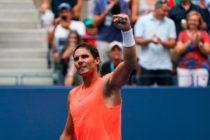 Rafael Nadal sigue con paso firme para revalidar su titulo en el US Open