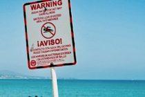 Autoridades recomiendan abstenerse de nadar en playas contaminadas de Miami-Dade