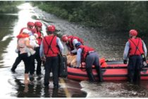 Rescatistas del sur de Florida prestan ayuda  en Carolina del Sur