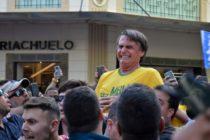 Candidato a la presidencia de Brasil, Jair Bolsonaro fue apuñalado durante un acto de campaña