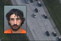 Lo arrestan por asesinar y robar el vehículo de un hombre en la Interestatal 275