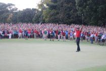 Tiger Woods volvió a las mieles del triunfo tras 1876 días