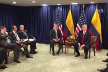 Para Trump militares venezolanos podrían derrocar al gobierno si quisieran