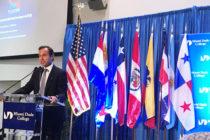 Jorge Tuto Quiroga: hay que evitar que haya cuatro Cubas en Las Américas