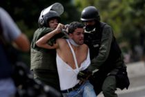 La violencia gubernamental a escrutinio