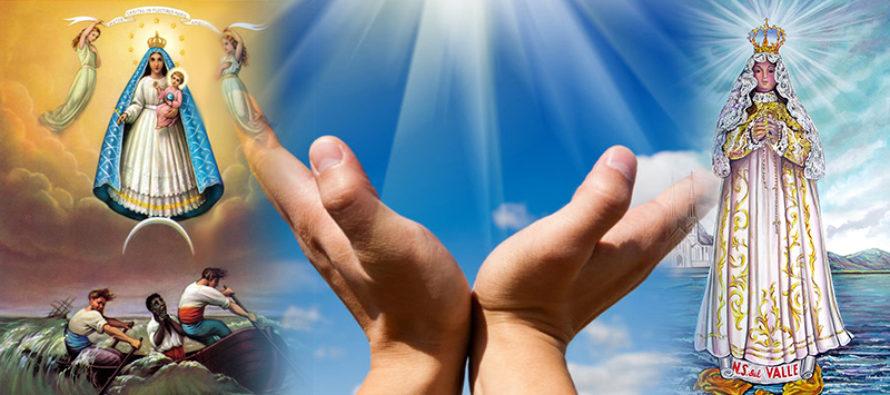 católicos de cuba y venezuela celebran hoy a la virgen maría en