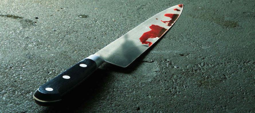 ¡Inhumano! Apuñaló y mató a su ex esposa frente a su pequeña hija