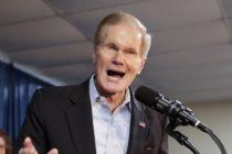 Encuesta universitaria favorece al senador Bill Nelson sobre Rick Scott