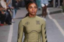La atleta Caterine Ibargüen impacta como modelo en París