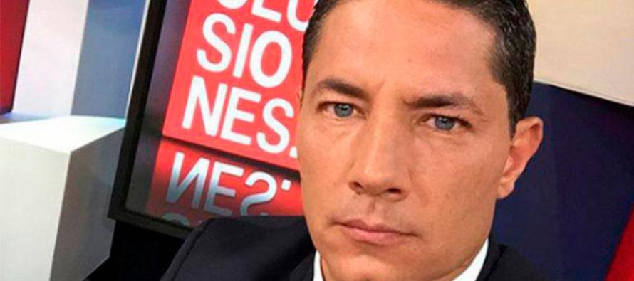 Regresa a CNN Fernando del Rincón