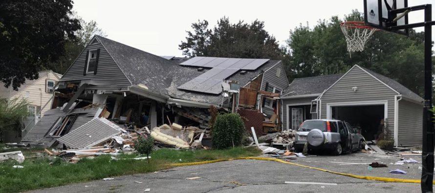 Más de cien familias perdieron sus casas por incendio en Boston