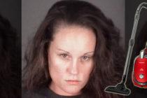 Arrestan a una mujer por agredir a su marido con una aspiradora