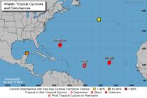 Helene se desplaza hacia noroeste de EEUU