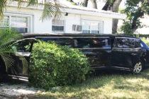 Siete heridos en accidente que involucra una limusina en Miami-Dade