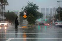 Tormenta tropical podría causar fuertes lluvias y vientos en Florida